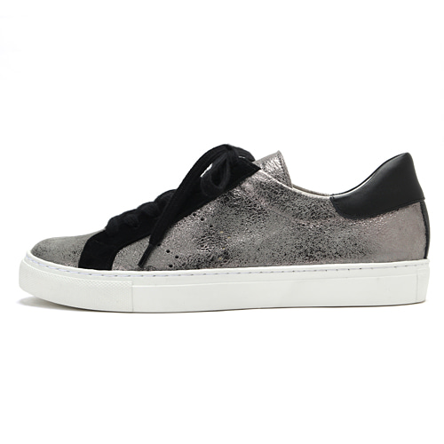 Rough grey cushion sneakers_kw15059_3.5cm