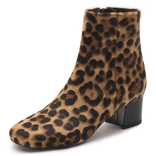 Leopard ankle boots_kw1798_5cm